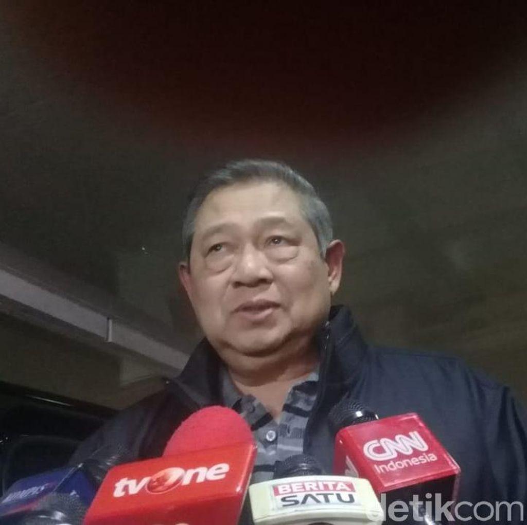 Bukan Infeksi Ginjal, SBY: Saya Kena Virus