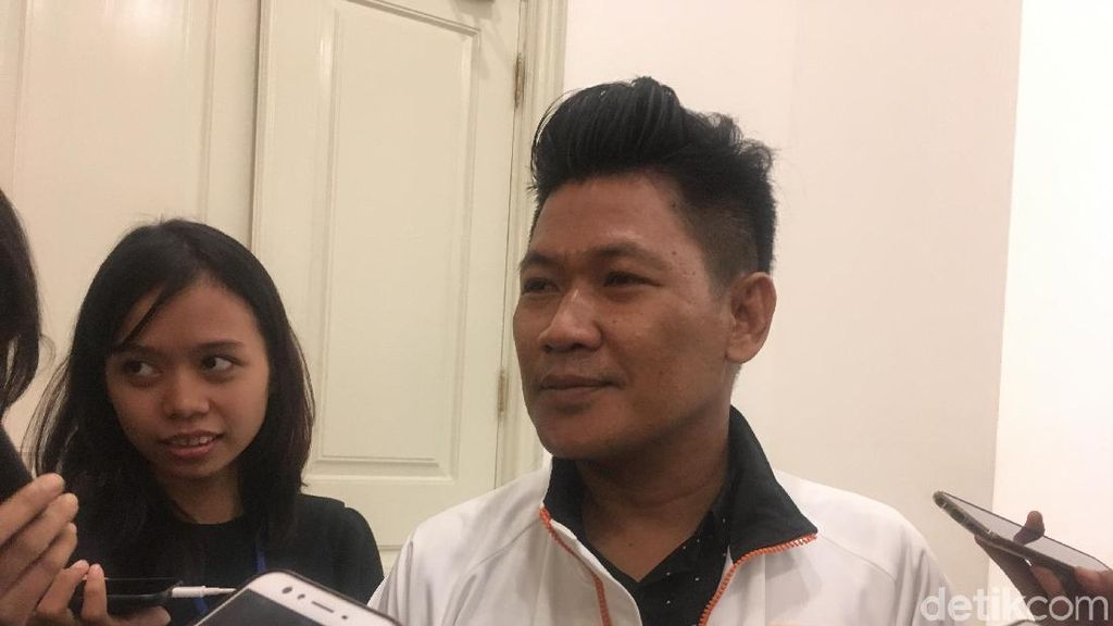 Cerita Tamran, Urunan Tiang Bambu demi Semarakkan Asian Games