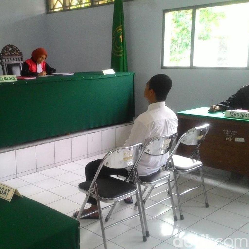Pembunuh Karyawati BPR di Boyolali Dituntut 12 Tahun Penjara
