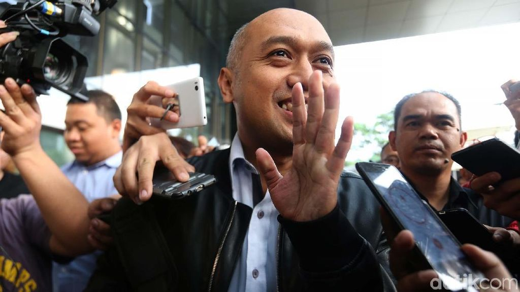 Dirut PJB Investasi Irit Bicara Usai Diperiksa Soal PLTU Riau-1