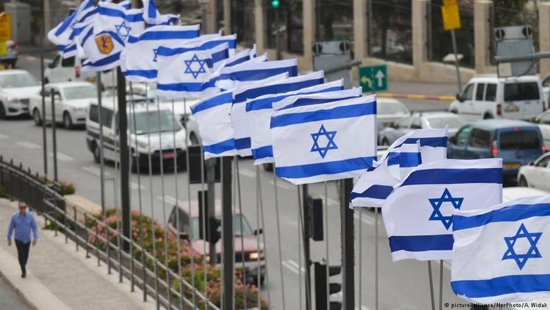 Parlemen Israel Putuskan UU Negara yang Kontroversial
