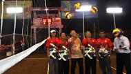 Mandiri Gelar Turnamen Voli antar Kampung