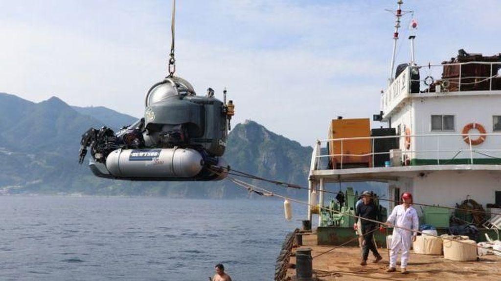 Harta Karun di Bangkai Kapal Perang Rusia