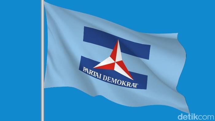 Ilustrasi Bendera Parpol