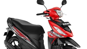 Warna-warni Baru Suzuki Address, Yes?