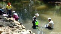 Dinas LH Monitoring Lingkungan di Tambang Emas Banyuwangi