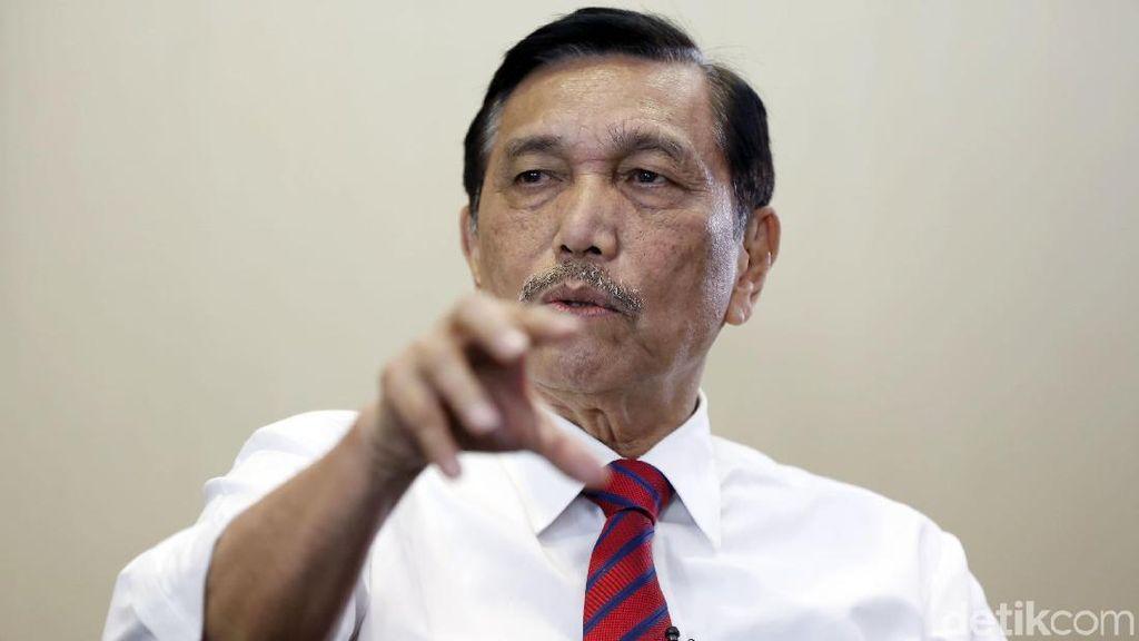 Tim Prabowo-Sandi Sebut Ekonomi Jokowi Gagal, Ini Jawaban Luhut