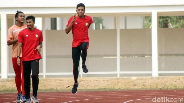 Di Pelatnas Tak Ada Bintang, Lalu M Zohri Sama seperti Atlet Lain