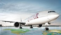 Qatar Airways Kembali Buka Penerbangan ke 40 Destinasi
