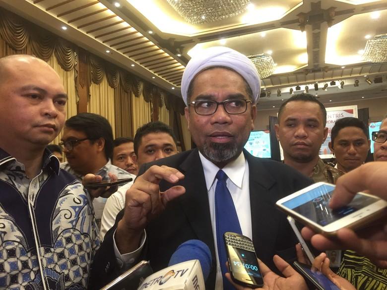 Ngabalin: Komnas HAM Seenak Perut Beri Rapor Merah Jokowi, Tak Patut