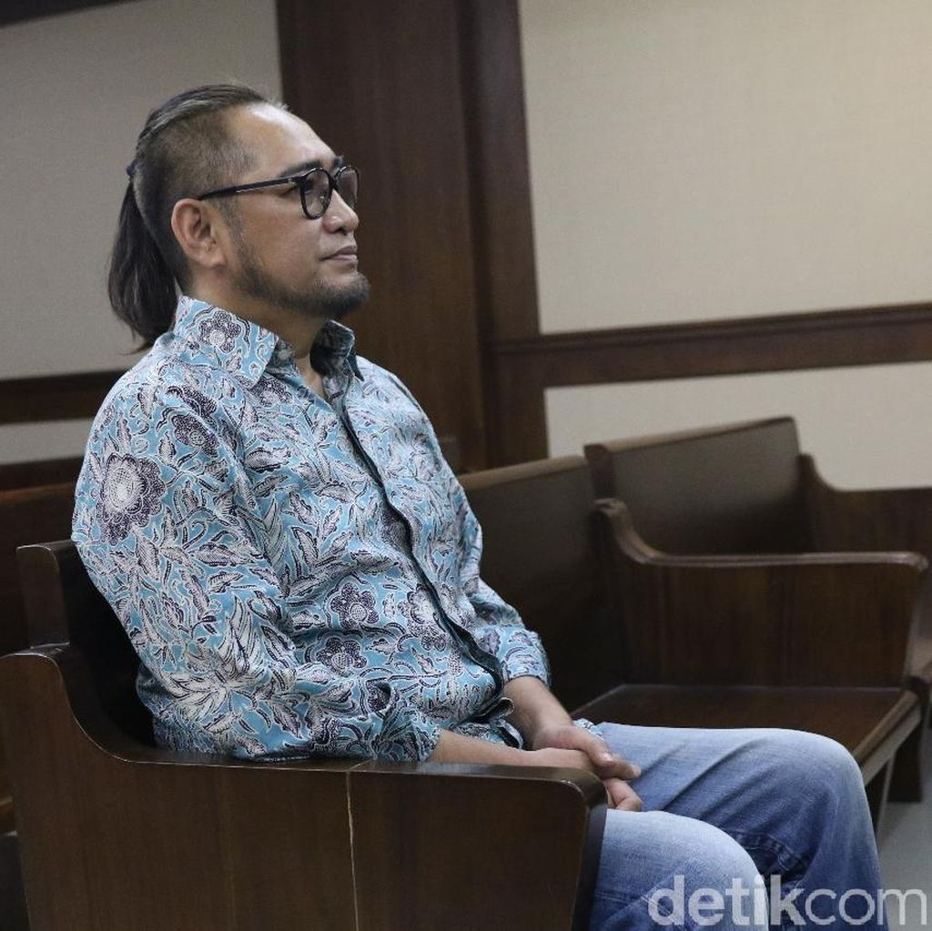 Alasan Choel Mallarangeng Ajukan PK: Ada Kekhilafan Hakim