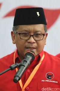 Sekretaris TKN Jokowi-Ma'ruf, Hasto Kristiyanto.