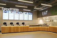 Wouw! Food Hall Makanan Jepang Terbesar di Eropa Resmi Dibuka