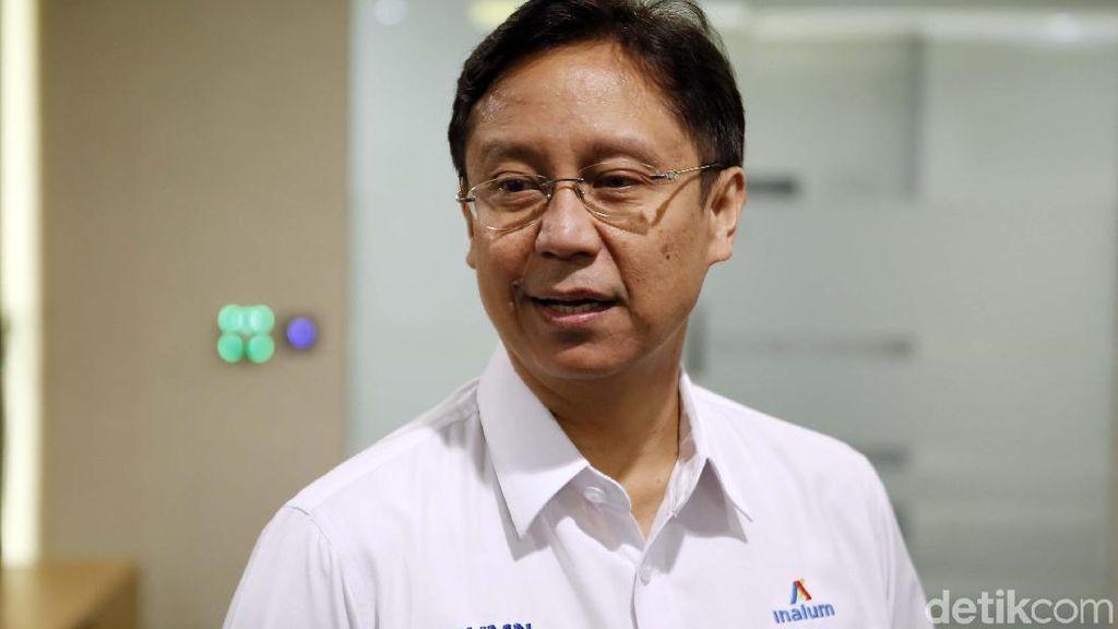 Bos Inalum Mau Berantas Oknum Karyawannya yang Minta Uang