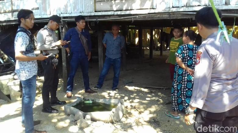 Rebutan Mangga, Anak dan Bapak di Sulsel Baku Tikam