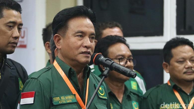 Yusril: Koalisi Keummatan Fatamorgana, Prabowo Fitnah Saya
