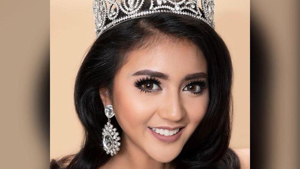 Gelar Dicopot, Finalis Puteri Indonesia 2017 Tak Tahu Masih Terikat Kontrak