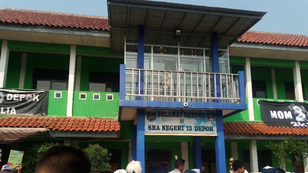 Bantah Pungli, Kepsek SMAN 13 Depok: Ortu Diminta Partisipasi