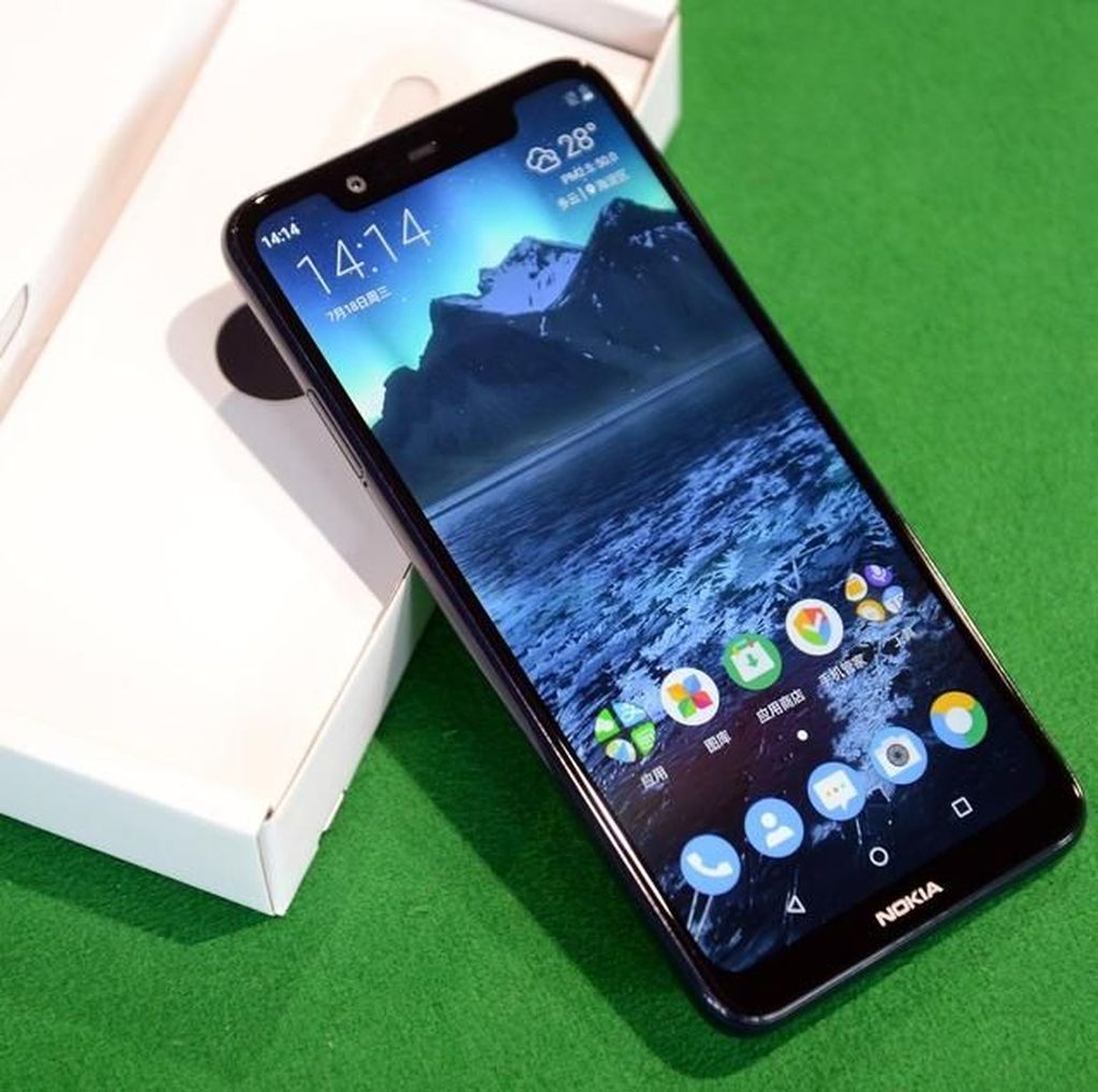 Nokia X5 Meluncur di Luar China, HMD?
