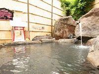 pemandian air panas jodoh di Shosenkaku hotel
