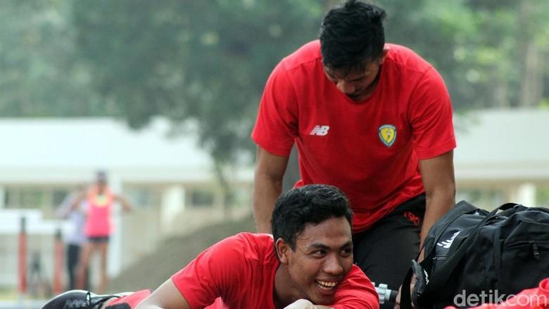 Persiapan Tim Estafet Indonesia Sudah 97 Persen