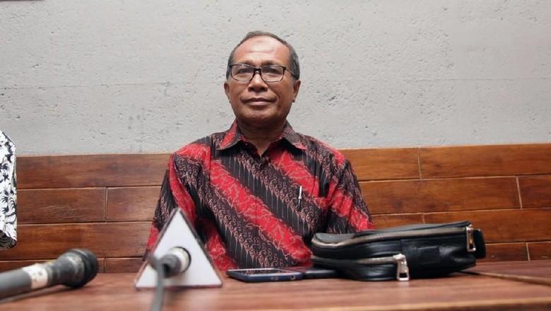 Cawagub Malut Terpilih Deklarasi Dukung Jokowi di Pilpres 2019