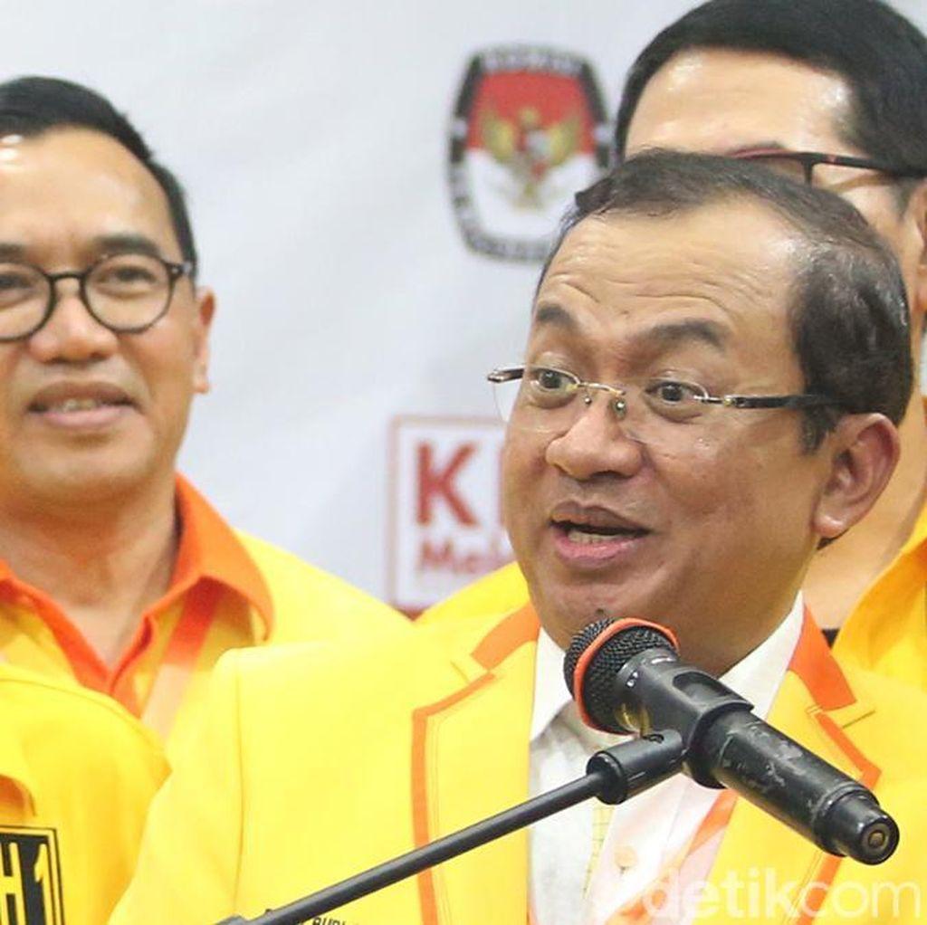 Dana Awal Kampanye Rp 100 Juta, Berkarya: Nanti Beranak-pinak