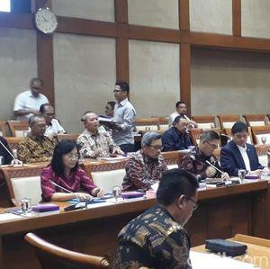 Bahas Keuangan Kemenperin 2017, Komisi VI Panggil Airlangga