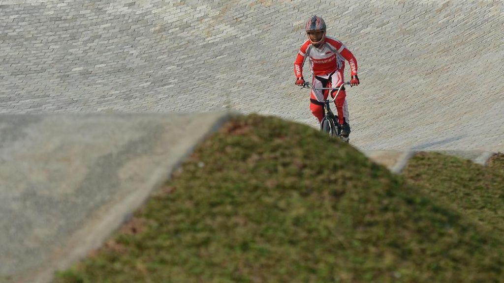 Perubahan di Trek BMX Tak Pengaruhi Status Berstandar Internasional