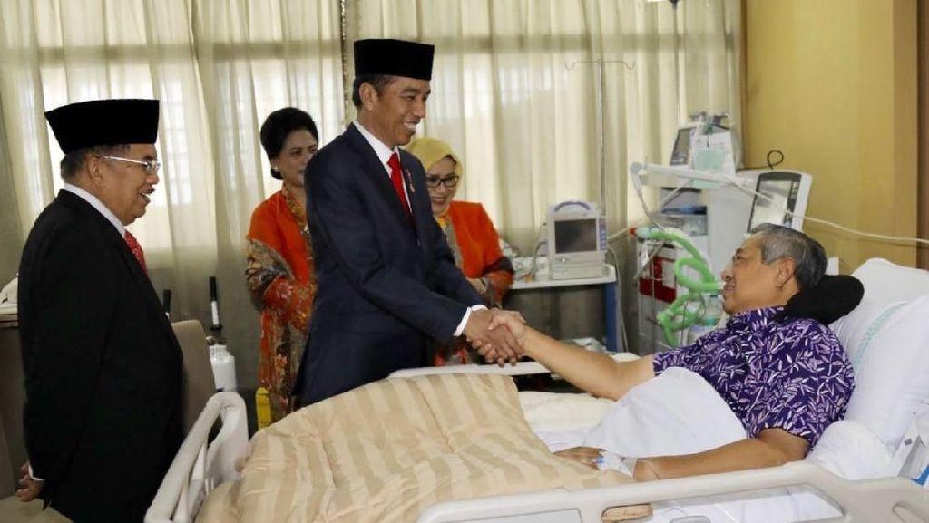 Ada Tulisan U Stroke di Foto SBY Sakit, Ini Kaitan Stroke dan Kelelahan