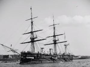Ini Bangkai Kapal Perang Rusia yang Bawa Emas Rp 1.604 T