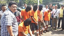 Dalam Tiga Hari, Polisi Bandung Tembak Lima Begal
