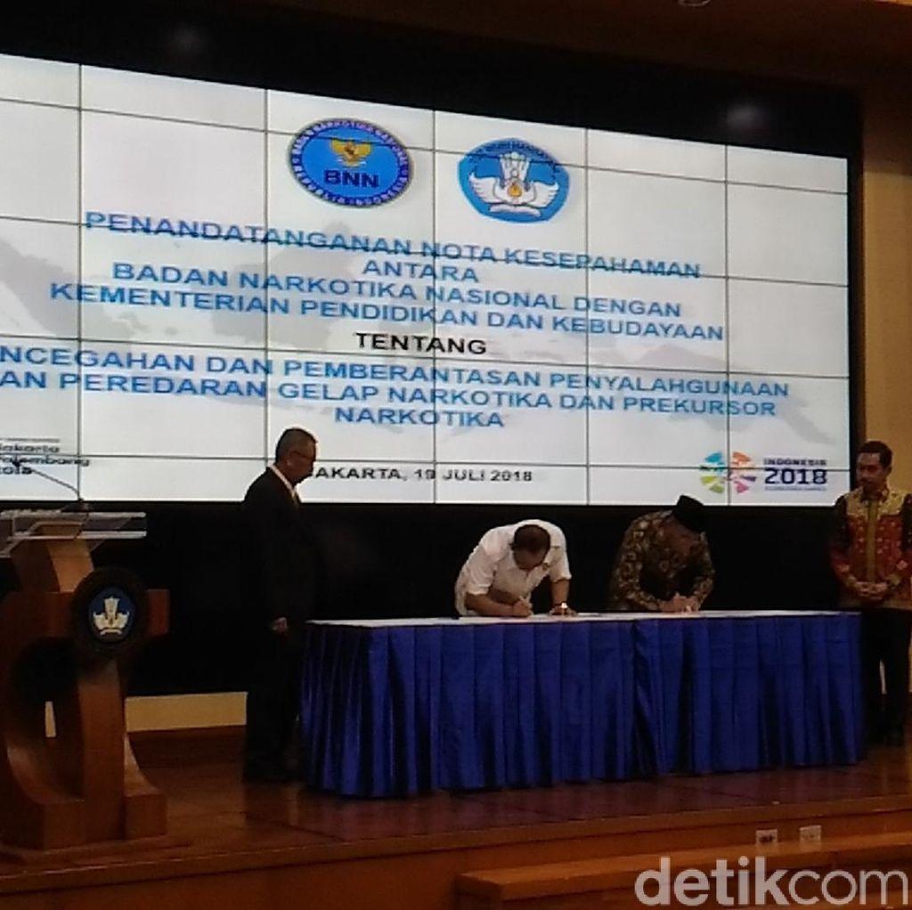 Kepala BNN: 94 Jenis Narkoba Baru Masuk Indonesia