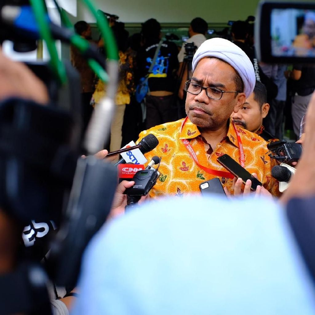 Ngabalin Komisaris AP I, Pimpinan Komisi VI DPR: Dia Cepat Belajar