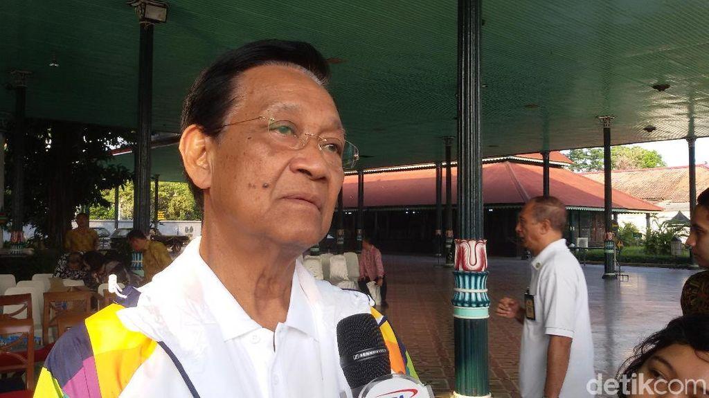 Terduga Teroris di DIY, Sultan HB X Minta RT Awasi Penghuni Baru
