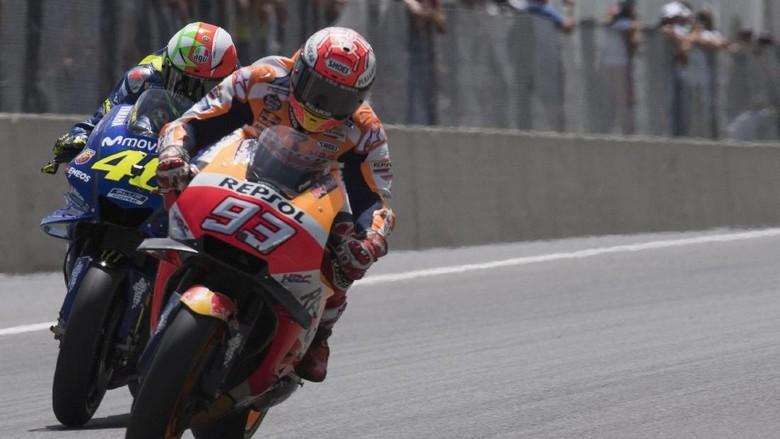 Bos Yamaha Ungkap Kesulitan Mengalahkan Marquez
