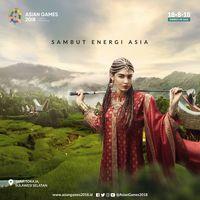 Tantangan Fotografer Wanita Garap Pemotretan Iklan Asian Games 2018