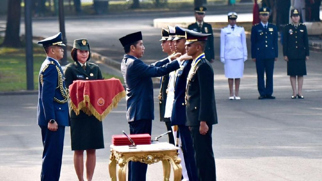 Kisah Anak Petani, 3 Kali Gagal Tes Bintara tapi Jadi Perwira TNI