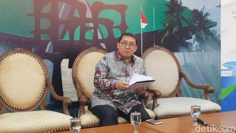 SBY Kritik Sekjen Gerindra, Fadli Zon: Beda Pendapat Biasa