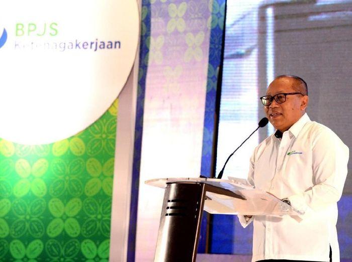 Direktur Utama BPJS Ketenagakerjaan, Agus Susanto / Foto: Dok BPJS Ketenagakerjaan