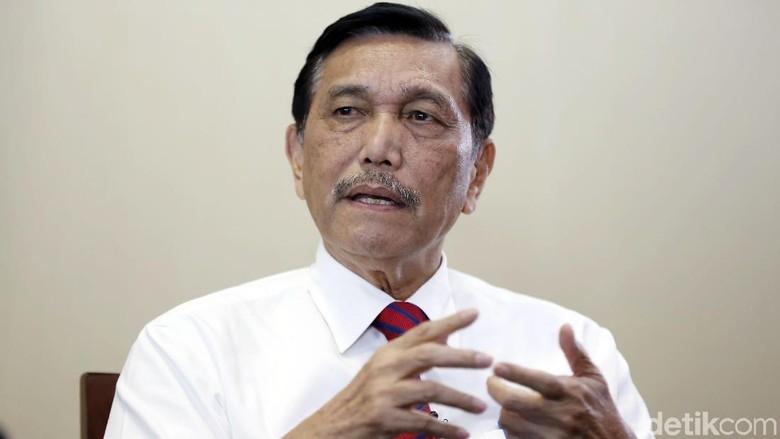 Luhut: Maruf Amin Jadi Nuansa Baru untuk Jokowi