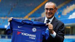 Sarri soal Hobi Chelsea Pecat Pelatih
