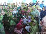 Kunjungi Ponpes di Situbondo, Khofifah Ajak Semua Bangun Jatim