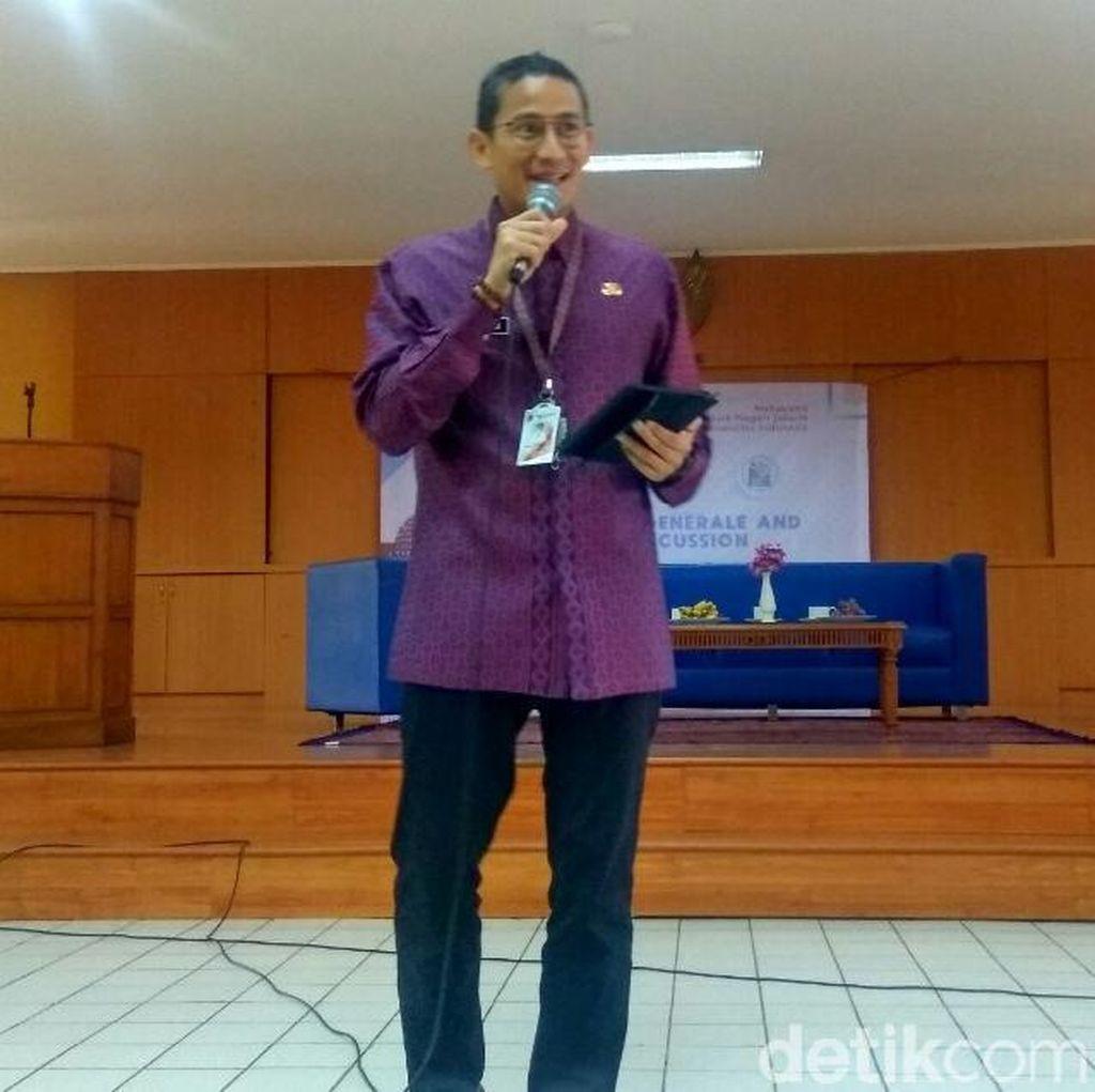 Anies-Sandi Setop Water Way yang Diresmikan Jokowi