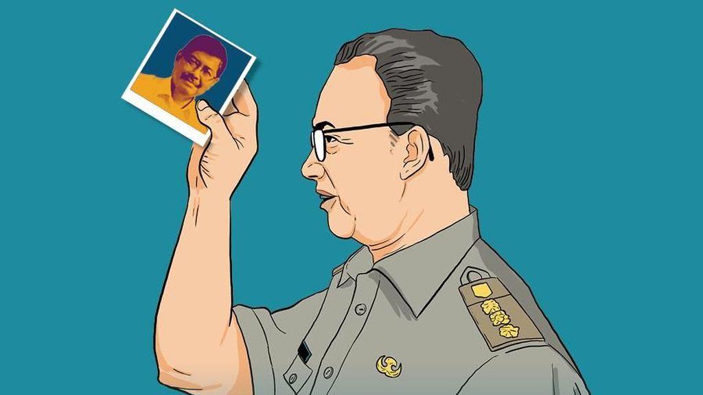 Anies Copot Walikota, Kurang Santun atau Langgar Aturan