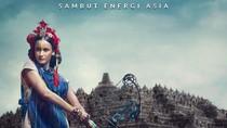 Mel Ahyar Angkat Tenun Toraja untuk Kampanye Asian Games 2018