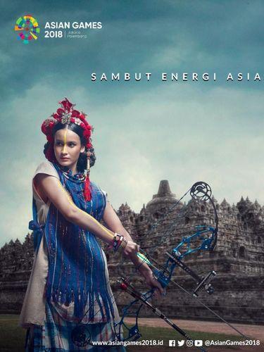 5 Karya Desainer Indonesia di Balik Iklan Keren Asian Games