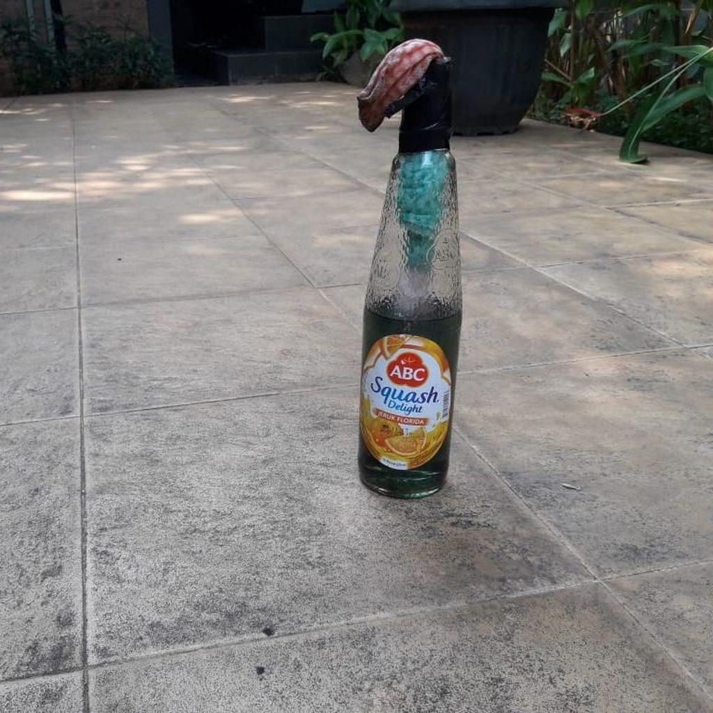 Sidik Jari di Botol Molotov di Rumah Mardani Ali Sera Dicek Polisi
