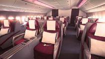 Melihat Kelas Bisnis Pesawat Terbaik Dunia, Semewah Apa?