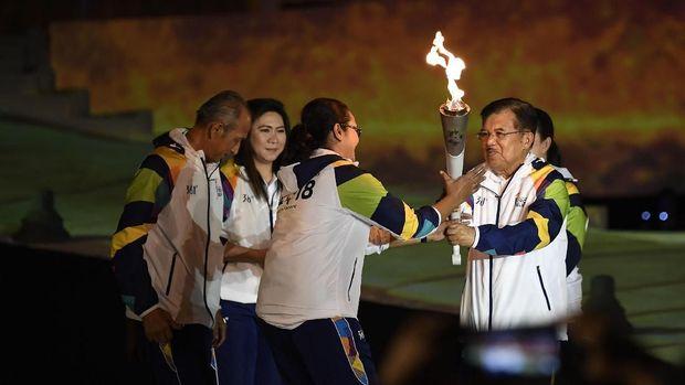 Seperti Asian Games 2018, Asian Para Games 2018 juga akan mengambil api untuk obor dari Mrapen.